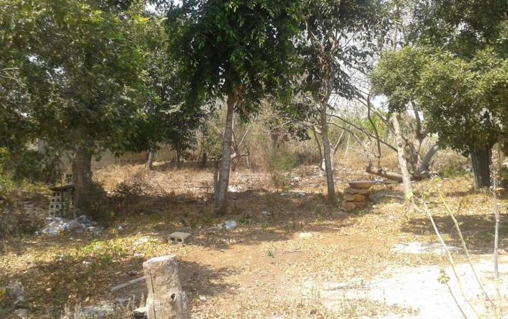 Foto de terreno habitacional en venta en  , chichi suárez, mérida, yucatán, 1323599 No. 05