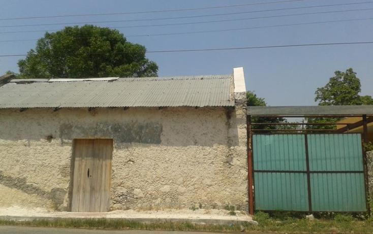 Foto de terreno habitacional en venta en  , chichi suárez, mérida, yucatán, 1323599 No. 06