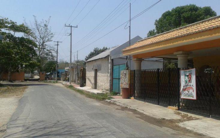 Foto de terreno habitacional en venta en, chichi suárez, mérida, yucatán, 1323599 no 07