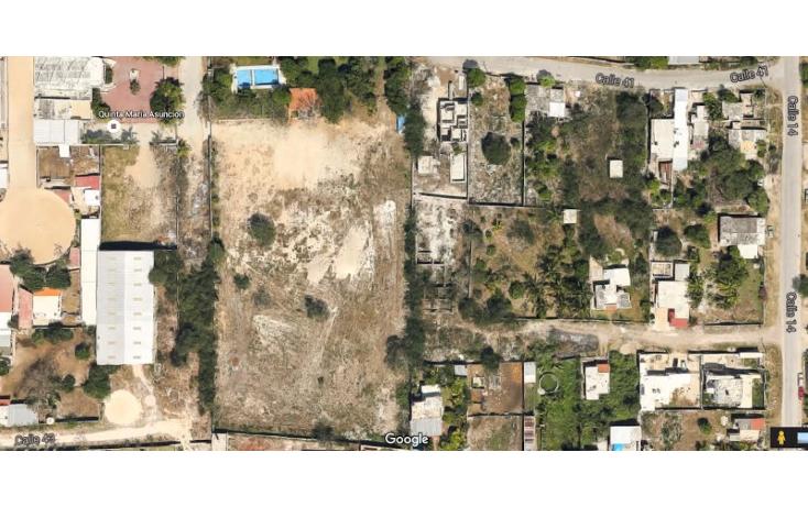 Foto de terreno habitacional en venta en  , chichi su?rez, m?rida, yucat?n, 1345155 No. 01