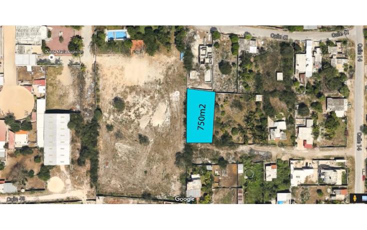 Foto de terreno habitacional en venta en  , chichi su?rez, m?rida, yucat?n, 1345155 No. 03