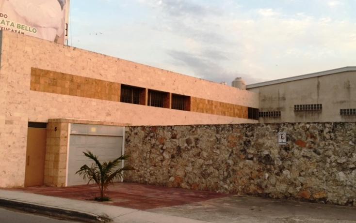 Foto de nave industrial en renta en  , chichi suárez, mérida, yucatán, 1579090 No. 01