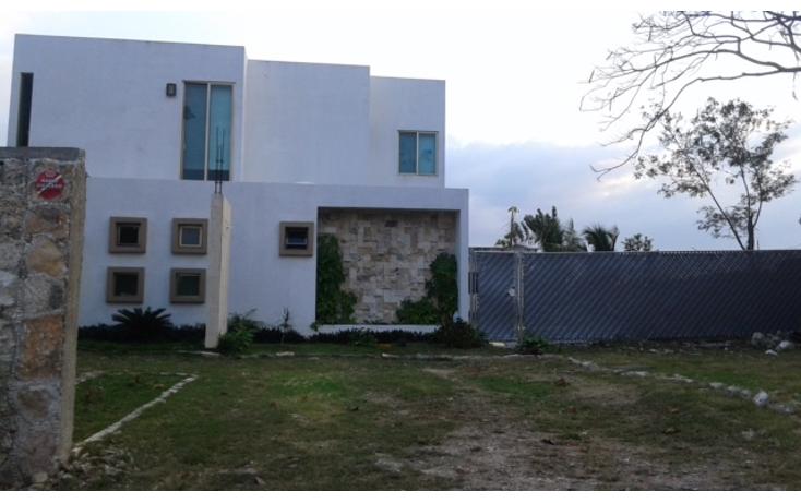Foto de casa en venta en  , chichi suárez, mérida, yucatán, 1679706 No. 01