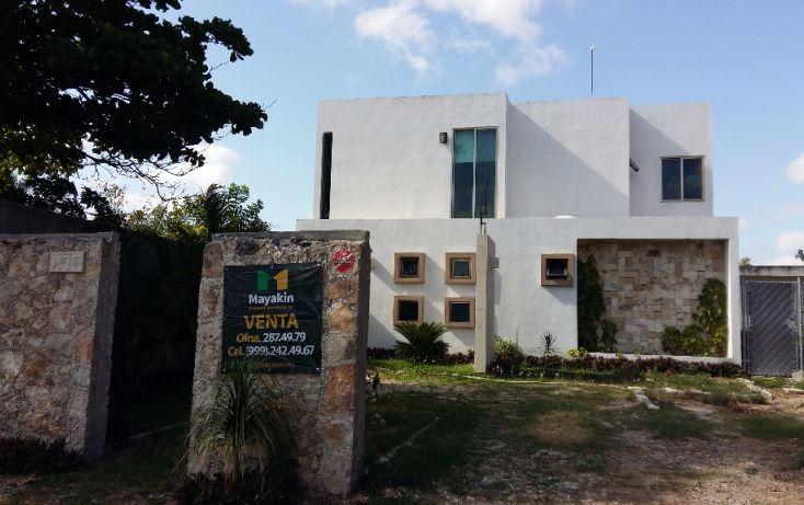 Foto de casa en venta en, chichi suárez, mérida, yucatán, 1931298 no 01