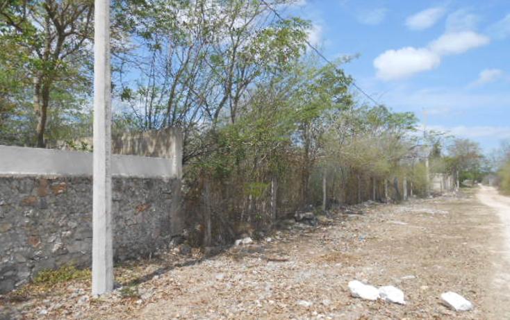Foto de terreno habitacional en venta en  , chichi suárez, mérida, yucatán, 1951118 No. 01