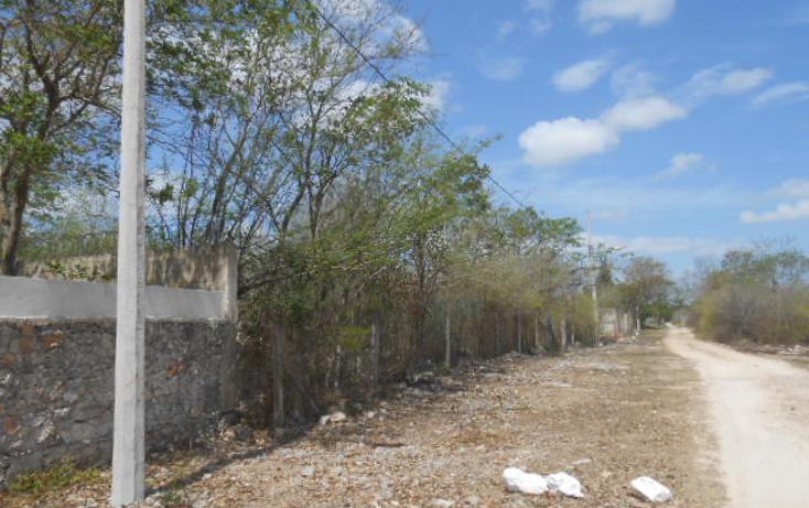 Foto de terreno habitacional en venta en  , chichi suárez, mérida, yucatán, 1951118 No. 02