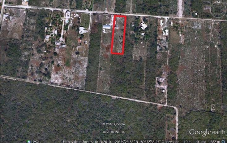 Foto de terreno habitacional en venta en, chichi suárez, mérida, yucatán, 1959592 no 03
