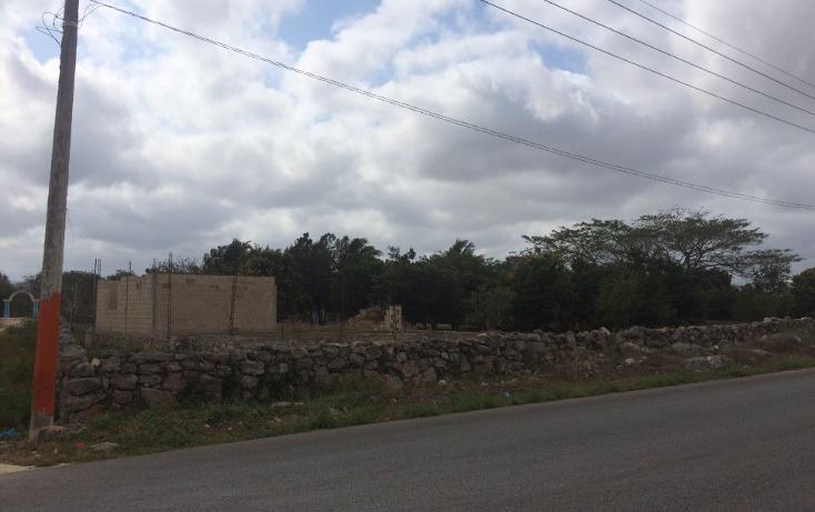 Foto de terreno habitacional en venta en  , chichi su?rez, m?rida, yucat?n, 946507 No. 37