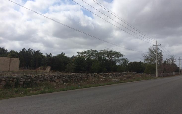 Foto de terreno habitacional en venta en  , chichi su?rez, m?rida, yucat?n, 946507 No. 38
