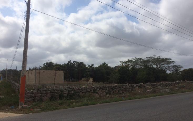 Foto de terreno habitacional en venta en  , chichi su?rez, m?rida, yucat?n, 946507 No. 39