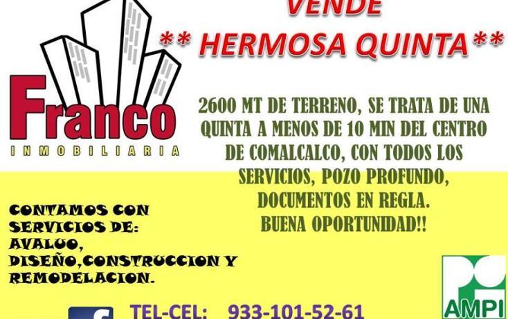 Foto de rancho en venta en  , chichicapa, comalcalco, tabasco, 1158695 No. 01