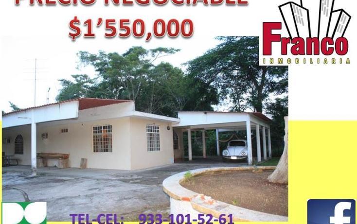 Foto de rancho en venta en  , chichicapa, comalcalco, tabasco, 1158695 No. 02