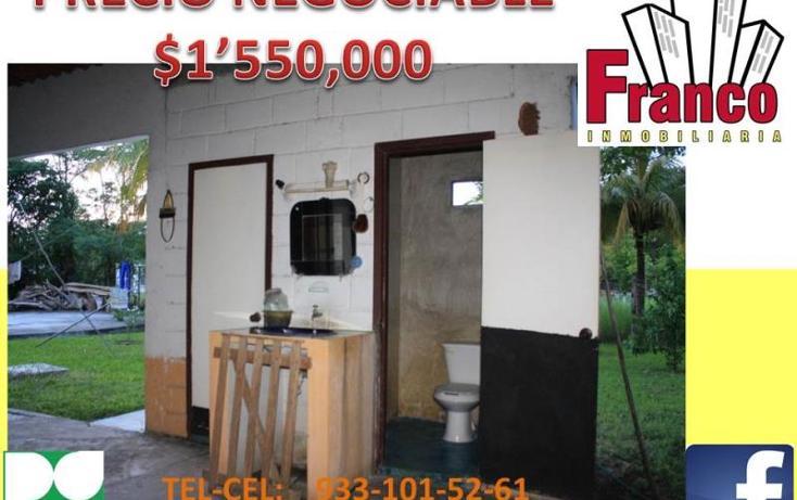 Foto de rancho en venta en  , chichicapa, comalcalco, tabasco, 1158695 No. 04
