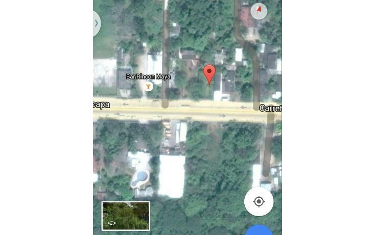 Foto de terreno habitacional en venta en  , chichicapa, comalcalco, tabasco, 1661011 No. 02
