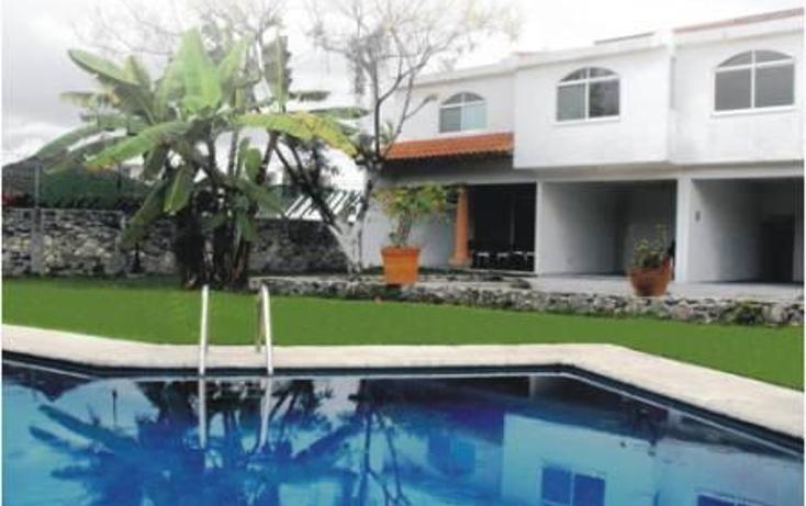 Foto de casa en venta en  , chiconcuac, xochitepec, morelos, 1096527 No. 01