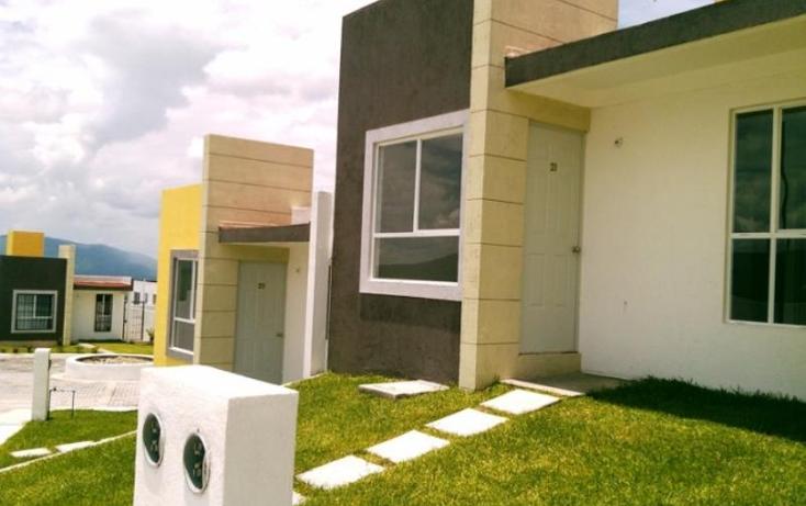 Foto de casa en venta en  , chiconcuac, xochitepec, morelos, 603741 No. 01