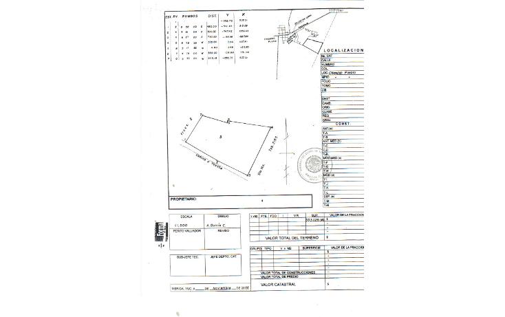 Foto de terreno habitacional en venta en, chicxulub, chicxulub pueblo, yucatán, 1063545 no 01
