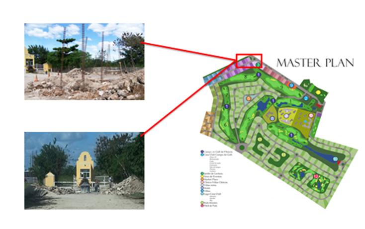 Foto de terreno habitacional en venta en  , chicxulub, chicxulub pueblo, yucatán, 1280219 No. 02