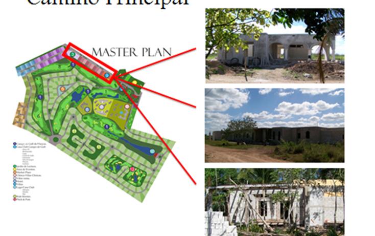 Foto de terreno habitacional en venta en  , chicxulub, chicxulub pueblo, yucatán, 1280219 No. 03