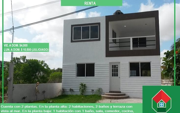 Foto de casa en renta en  , chicxulub, chicxulub pueblo, yucatán, 1420373 No. 01