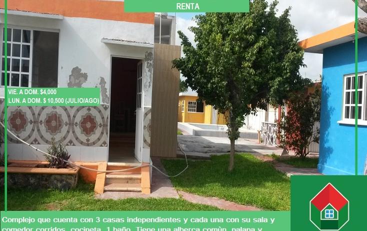 Foto de rancho en renta en  , chicxulub, chicxulub pueblo, yucatán, 1489135 No. 01