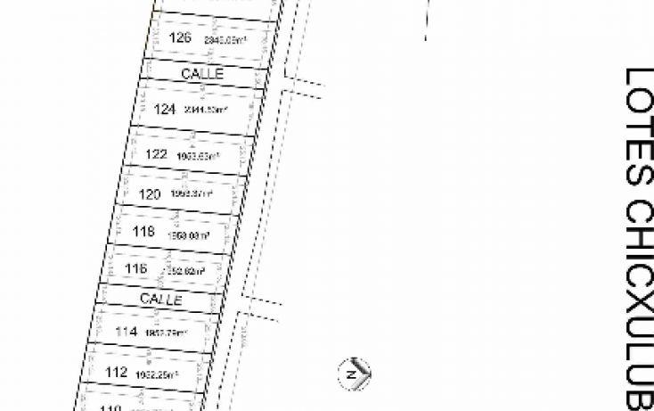 Foto de terreno habitacional en venta en, chicxulub, chicxulub pueblo, yucatán, 1559000 no 04