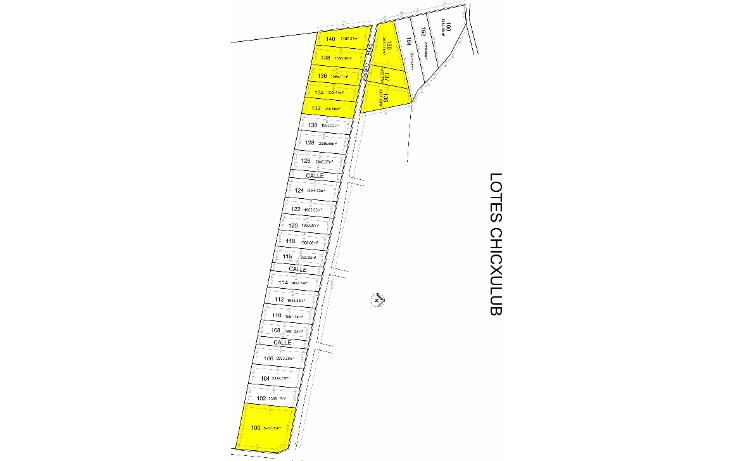 Foto de terreno habitacional en venta en  , chicxulub, chicxulub pueblo, yucatán, 1559000 No. 04