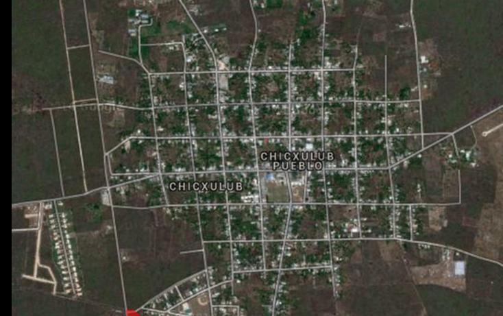 Foto de terreno habitacional en venta en  , chicxulub, chicxulub pueblo, yucatán, 1577772 No. 03