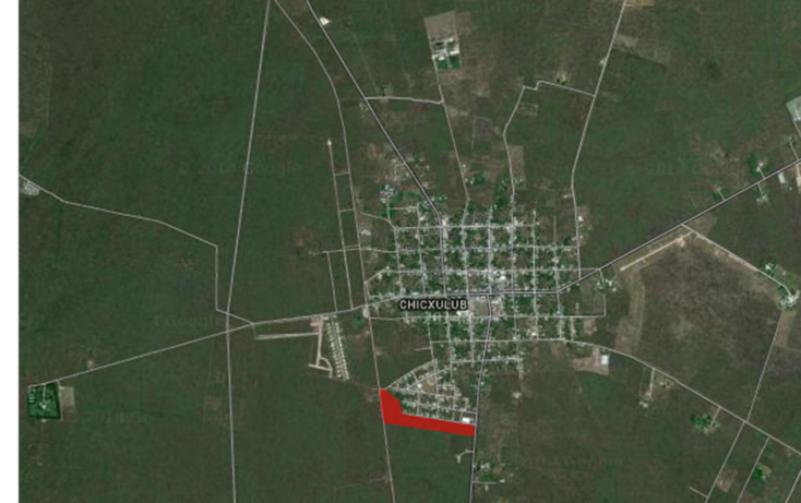 Foto de terreno habitacional en venta en  , chicxulub, chicxulub pueblo, yucatán, 1577772 No. 04