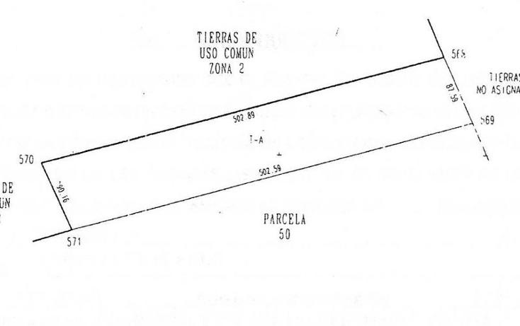 Foto de terreno habitacional en venta en  , chicxulub, chicxulub pueblo, yucatán, 1694322 No. 02