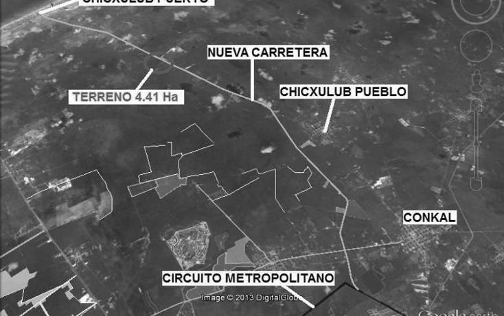 Foto de terreno habitacional en venta en  , chicxulub, chicxulub pueblo, yucatán, 1694322 No. 04