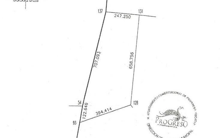 Foto de terreno habitacional en venta en, chicxulub, chicxulub pueblo, yucatán, 1733404 no 01