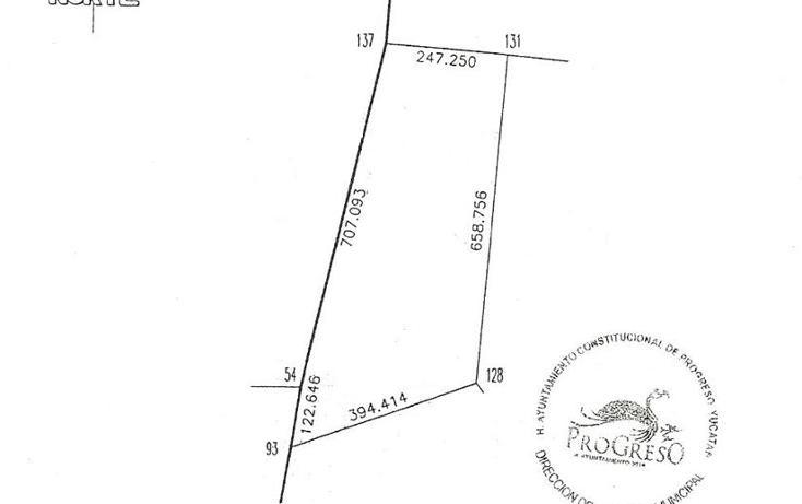 Foto de terreno habitacional en venta en  , chicxulub, chicxulub pueblo, yucatán, 1733404 No. 01