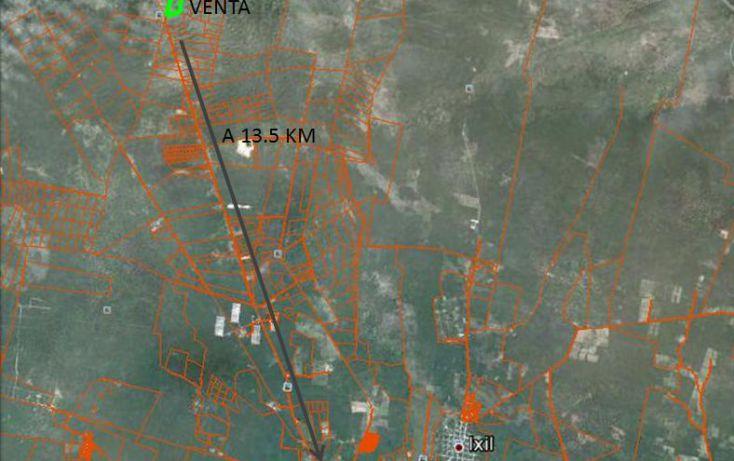 Foto de terreno habitacional en venta en, chicxulub, chicxulub pueblo, yucatán, 1733404 no 02