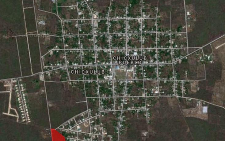 Foto de terreno habitacional en venta en  , chicxulub, chicxulub pueblo, yucatán, 1757584 No. 01