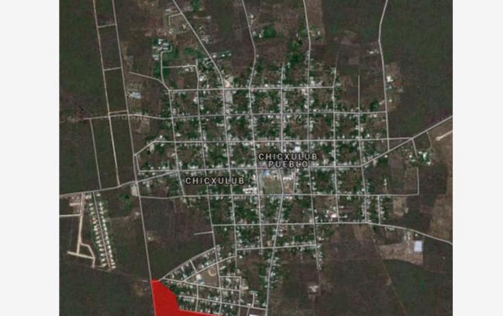 Foto de terreno habitacional en venta en  , chicxulub, chicxulub pueblo, yucatán, 1761172 No. 03