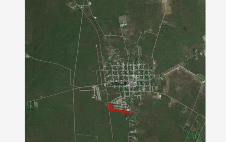 Foto de terreno habitacional en venta en  , chicxulub, chicxulub pueblo, yucatán, 1761172 No. 04