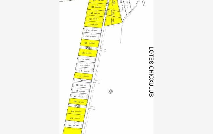 Foto de terreno habitacional en venta en  , chicxulub, chicxulub pueblo, yucatán, 1761172 No. 05