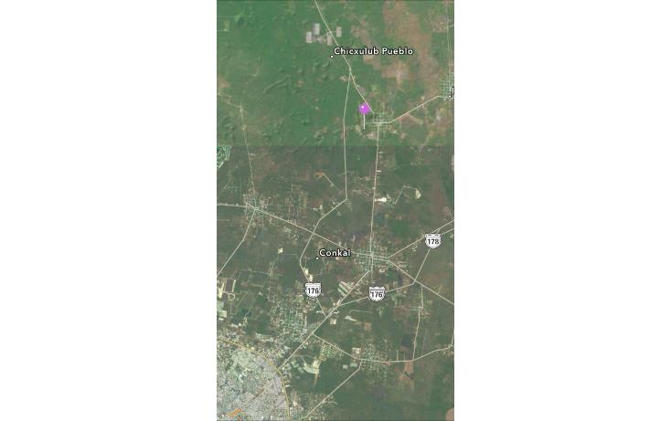 Foto de terreno habitacional en venta en  , chicxulub, chicxulub pueblo, yucatán, 1790068 No. 04