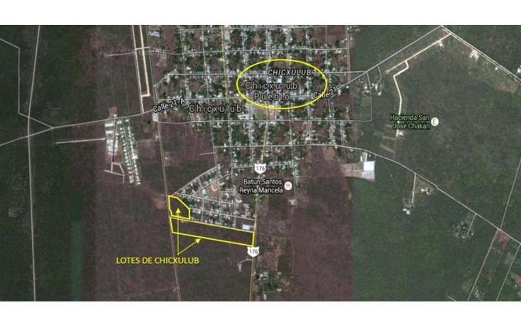 Foto de terreno habitacional en venta en  , chicxulub, chicxulub pueblo, yucatán, 1860762 No. 03