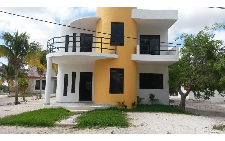 Foto de casa en venta en  , chicxulub, chicxulub pueblo, yucatán, 1910638 No. 01