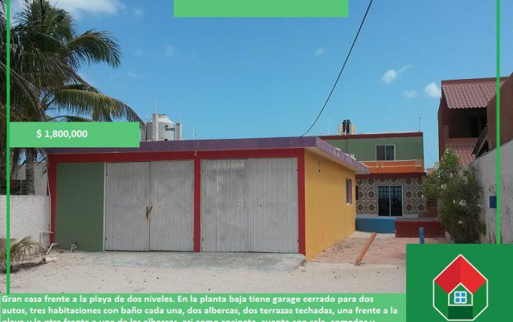 Foto de casa en venta en, chicxulub, chicxulub pueblo, yucatán, 1912198 no 01