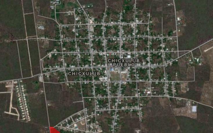 Foto de terreno habitacional en venta en  , chicxulub, chicxulub pueblo, yucatán, 1948928 No. 03