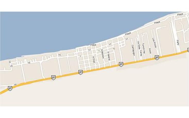 Foto de terreno habitacional en venta en  , chicxulub puerto, progreso, yucat?n, 1057977 No. 01