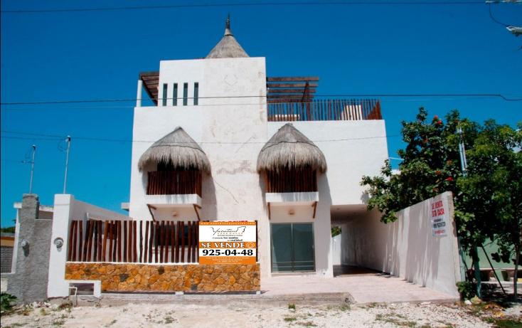 Foto de casa en renta en  , chicxulub puerto, progreso, yucatán, 1065283 No. 01