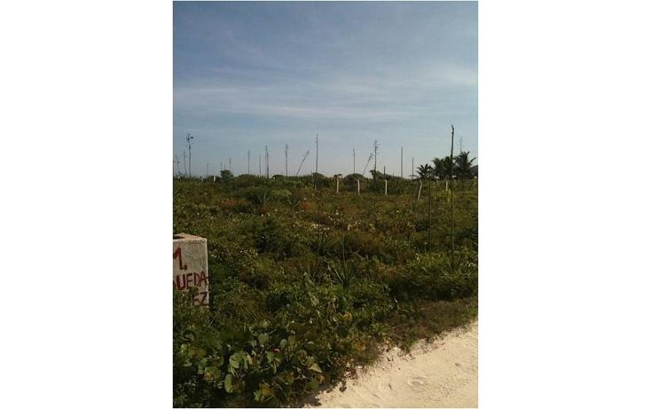 Foto de terreno habitacional en venta en  , chicxulub puerto, progreso, yucat?n, 1117623 No. 02