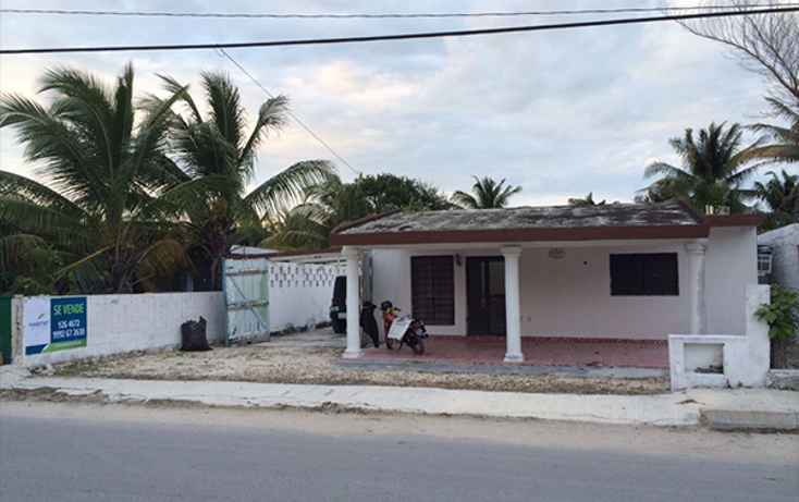 Foto de casa en venta en  , chicxulub puerto, progreso, yucatán, 1118329 No. 01