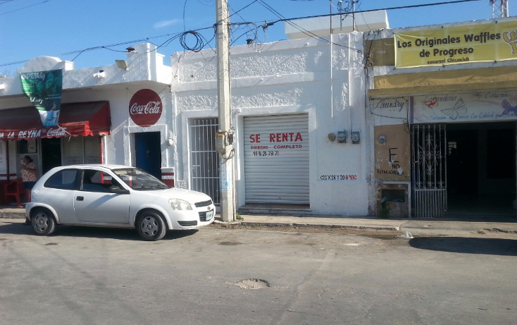 Foto de local en renta en  , chicxulub puerto, progreso, yucat?n, 1129341 No. 01