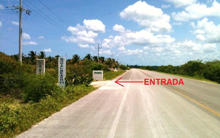 Foto de terreno habitacional en venta en  , chicxulub puerto, progreso, yucatán, 1164849 No. 06
