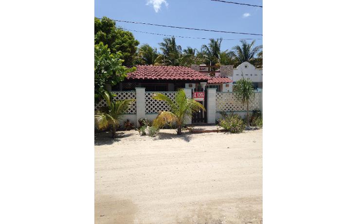 Foto de casa en venta en  , chicxulub puerto, progreso, yucatán, 1295105 No. 01